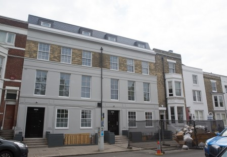 NJS Developments for Hampshire Terrace in Southsea