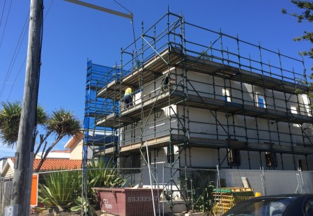 NJS Austraila Scaffolding for Pacific Pines, Margate, Gold Coast, Queensland