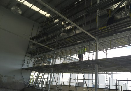 Scaffolding Services by NJS Australia