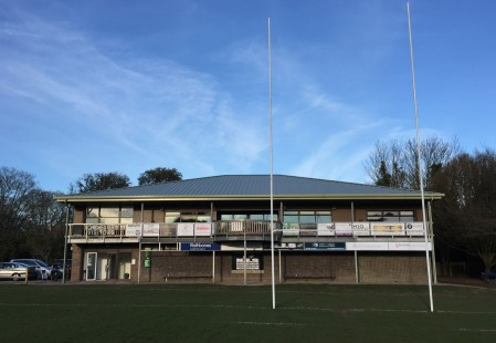 NJS Scaffolding, Refurbishment and Redevelopment at Chichester Rugby Club