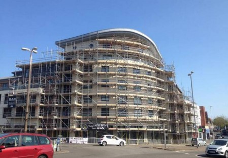 NJS Scaffolding for Worthing Homes