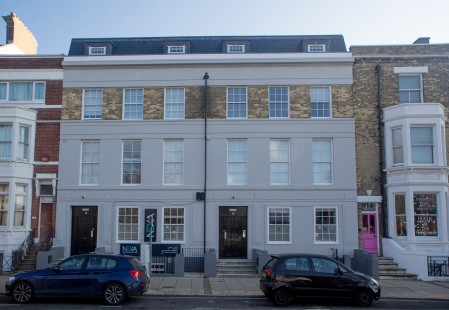Hampshire Terrace refurbishment for NJS Developments